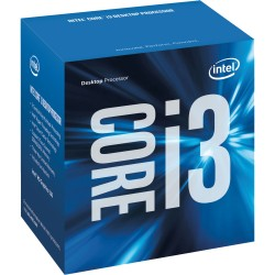 Core i3-7100T, 3.4 GHz