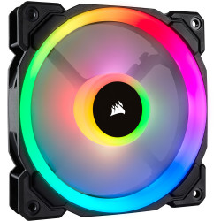 LL120 RGB PWM LED fan 120mm