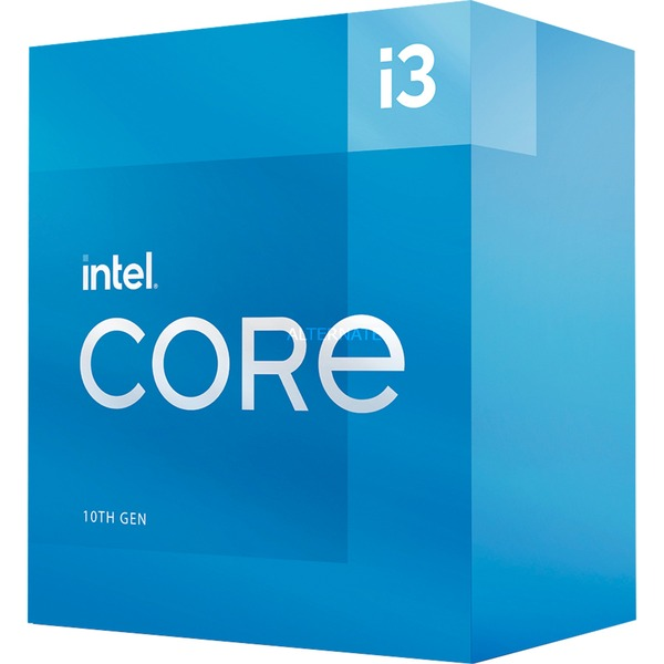 Core i3-10305, 3,8 GHz (4,5 GHz Turbo Boost)
