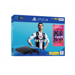 PlayStation 4 Slim 500GB FIFA19
